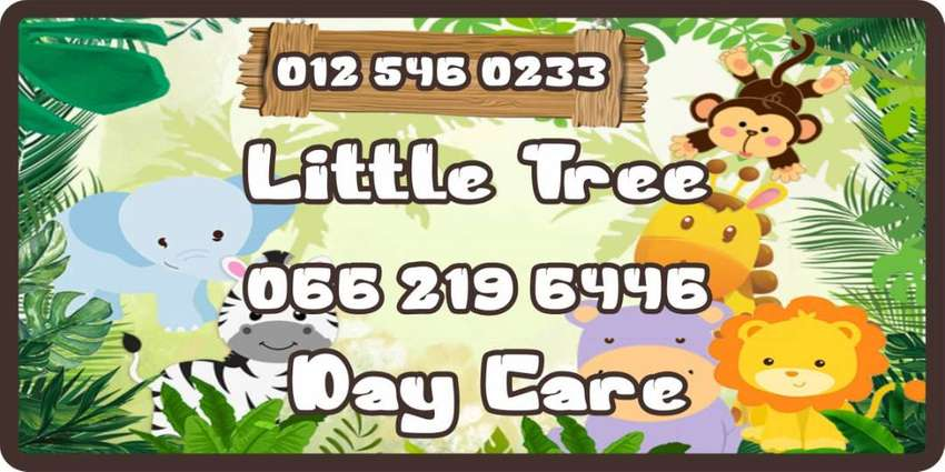 Day Care Little Tree 0