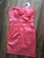 Sukienka na wesele elegancka 38 40 NOWA!