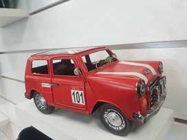 Ref:D182.1 - Antique Racing Mini toy model