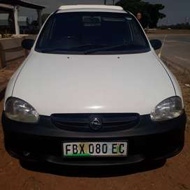 Opel Corsa Bakkie want to swop