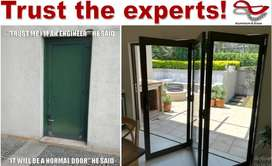 Trust the experts!
