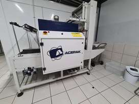 ACEPAK RW10 Shrink Wrap Machine