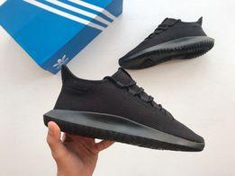 Кроссовки Adidas Originals Tubular Shadow Triple Black CG4562 оригинал