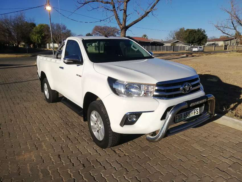 Toyota 2.8 Gd6 single cab bakkie in excellent condition! 0