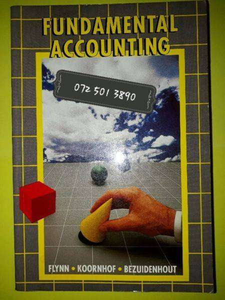 Fundamental Accounting - Flynn, Koornhof, Bezuidenhout. 0