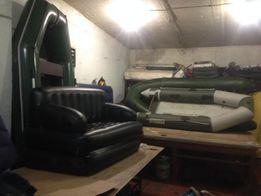 ремонт матрасов,лодок надувных