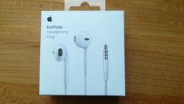 Słuchawki EarPods 3.5mm do Apple iPhone iPad iPod MODEL A1472 MNHF2ZM/