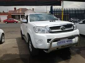 2008 Toyota Hilux 3.0 D4D double cab 4by2