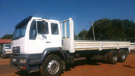 MAN M2000 LE 280 Hp 12 Ton Dropside Neat Original