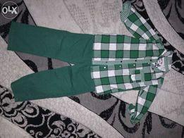 Комплект рубашка и штаны