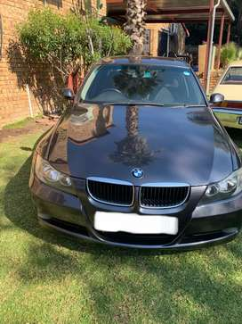 BMW 320D MANUAL IN GOOD CONDITION