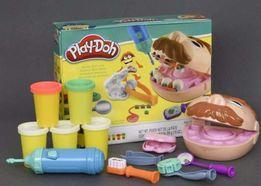 в наличии Play-Doh Мистер зубастик, масса для лепки