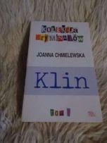 """""""Klin""""- Joanna Chmielowska"""