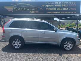 2012 Volvo XC90 T5 GearTronic AWD