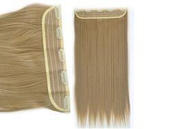 doczepiane włosy Różne KOLORY! ZESTAW Clip-in NATURALNE 60cm, 90 g