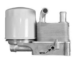 Радиатор охлаждения кондиционера масляный АКПП Интеркулер FORD(форд)
