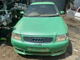 AUDI A3-STRIPPING FOR SPARES
