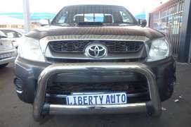 2011 Toyota Hilux 3.0D4D Legend40 80,000km Single Cab  LIBERTY AUTO