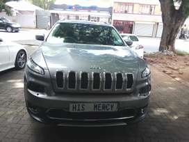 2015 JEEP CHEROKEE 2.4 LIMITED AUTOMATIC