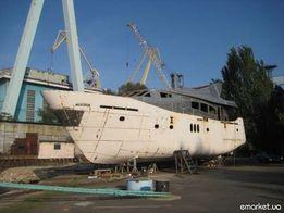 Покраска,шпаклевка,ремонт яхт,катеров,теплоходов