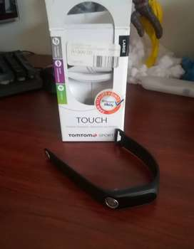 tomtom fitness tracker - touch - watch with HR