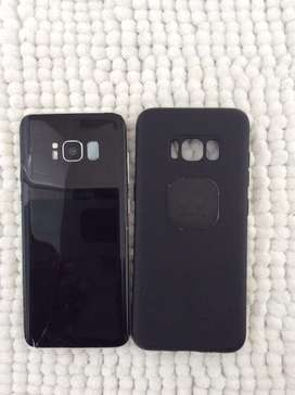 Standard S8 features