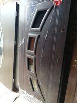 Drzwi wejściowe zewnętrzne MAR TOM 72 mm , energooszczędne , 3 szybowe