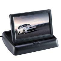 АКЦИЯ!!! Автомобильный монитор для авто экран камера заднего вида