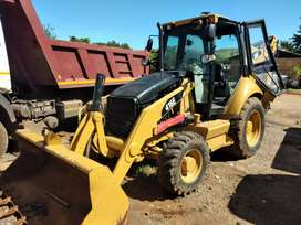 CAT 416E 4x4 Tlb For Sale