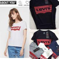 Koszulka damska Levis XS-XL oryginał