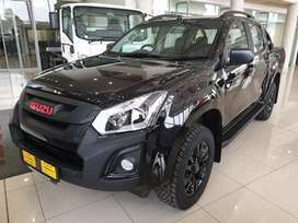 Isuzu X-Rider Black-Limited 2.5tdi Double Cab