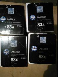 Оригинальный картридж HP 83A ( CF283a ) HP 83x ( cf283x )
