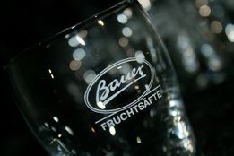 BAUER mała szklanka - oryginalna - komplet 13 SZTUK 120 ml