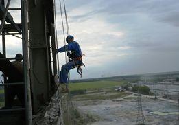 Демонтажные работы на высоте ! Промышленно - высотный демонтаж !
