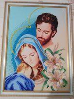 Картины и иконы вышитые бисером (ручная работа)