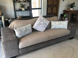 Custom made 3 seater couch for sale