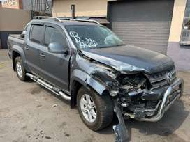 Amarok 120kw CDC 4x4 manual stripping for spares