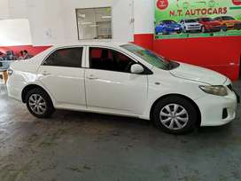 Toyota corolla 1.6i 2014 model