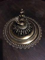 Антикварный точечный светильник Франция лампа люстра бронза