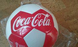 Piłka coca cola RUSSIA 2018