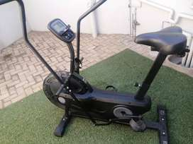 HS Fitness stationary Air Bike for sale