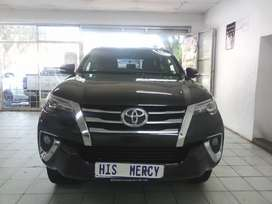 2017 TOYOTA FORTUNER 2.4GD6 4X4 MANUAL