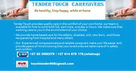 TENDER TOUCH CAREGIVERS