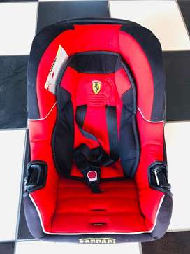 Ferrari baby seat and carrier