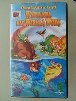 Bajki VHS Video - Pradawny Ląd - Wyprawa nad wielka wodę