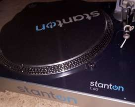 Stanton T.60 Direct drive turntable, without the cartridge of course
