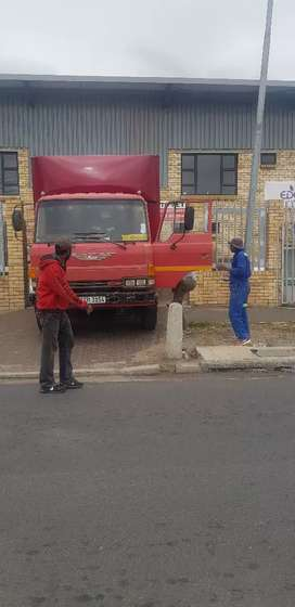 Moving company in cape town