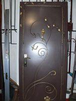 Металлические входные двери, решетки, перила, навесы и козырьки.