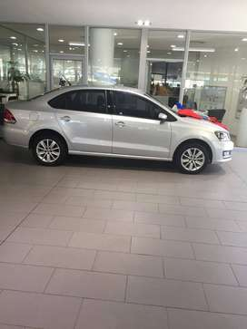 1.6 polo sedan comfortline, spare key available