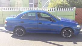 Nissan Almera Twin Cam 16V 2005 year model
